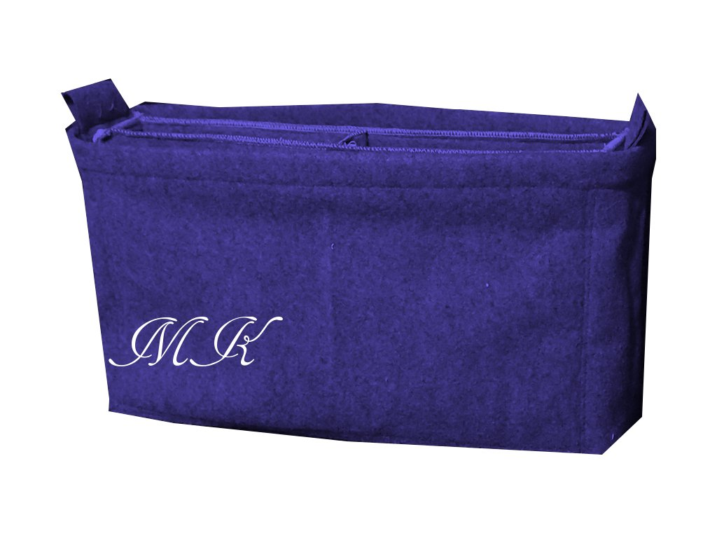 Personalized Max 89% OFF Felt Purse Insert Monogrammed Organizer personal Max 73% OFF