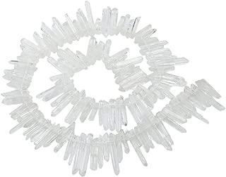 Best drilled quartz points wholesale Reviews