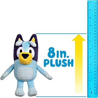 "Bluey Friends - Bluey 8"" Tall Plush - Soft and Cuddly"