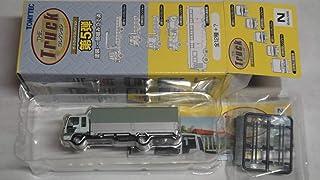 ザトラックコレクション 第5弾 日野クルージングレンジャー 幌付平荷台 1/150 Nゲージ テック