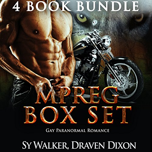 Mpreg Box Set audiobook cover art
