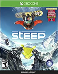 RIDE YOUR WAY - Conquer the world's most epic mountains on skis, wingsuits, snowboards, and paragliders. LIVE UNFORGETTABLE MOMENTS WITH OTHERS - Ride solo or drop in next to other players to share thrilling, adrenaline-fueled rides. THE MOUNTAIN IS ...