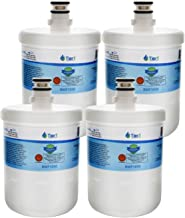 Tier1 Replacement for LG LT500P, 5231JA2002A, GEN11042FR-08, ADQ72910902, ADQ72910907, ADQ72910901 Refrigerator Water Filter 4 Pack
