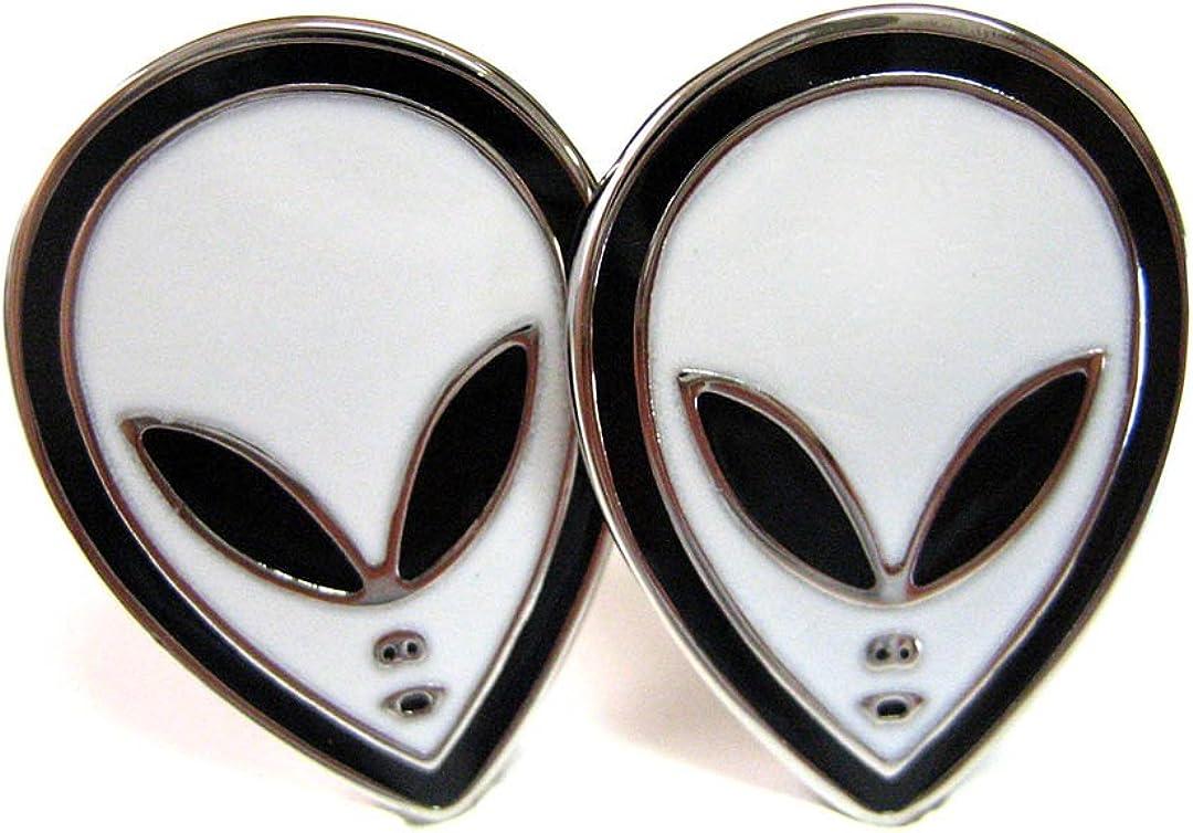 Alien Cufflinks