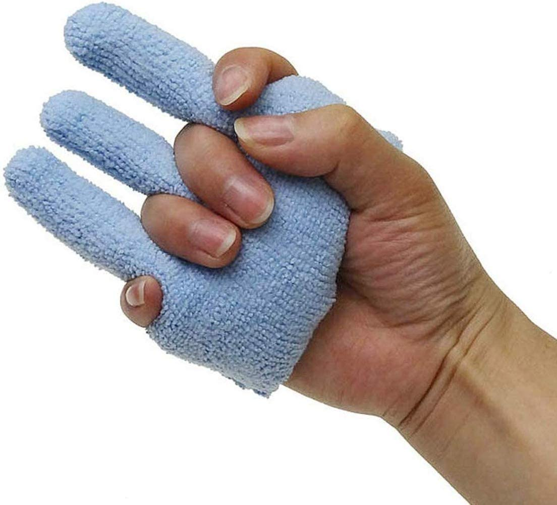 Finger Contracture Cushion Keeps Fingers Separated Seasonal Quality inspection Wrap Introduction - Fing Cotton