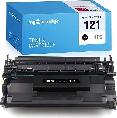 new arrival myCartridge Compatible Toner Cartridge Replacement wholesale for Canon 121 (Black, 1-Pack) lowest 3252C001 online