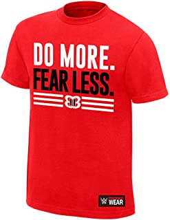 WWE Nikki Bella Do More, Fear Less Youth Authentic T-Shirt