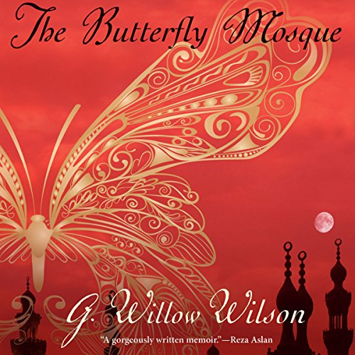 The Butterfly Mosque audiobook cover art