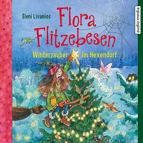 Winterzauber im Hexendorf audiobook cover art