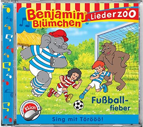 Liederzoo - Fußballfieber