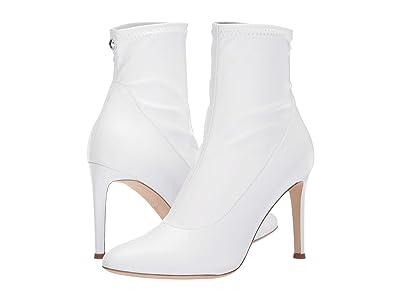 Giuseppe Zanotti Celeste Stretch Leather Boot (Blaze Stretch Milk) Women