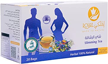 Al Malaky's All Natural Fitness Tea   Herbal Tea for Weight Loss, Improved Blood Flow, and Energy (1 Set)