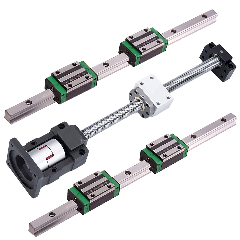 Bo CNC Kit 16mm Ballscrew 320mm Linear SFU1604 15mm + RM1604 Mot San Jose Mall Award-winning store