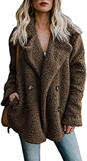 UONQD Women Jacket Winter Warm Parka Outwear Ladies Coat Overcoat Outercoat