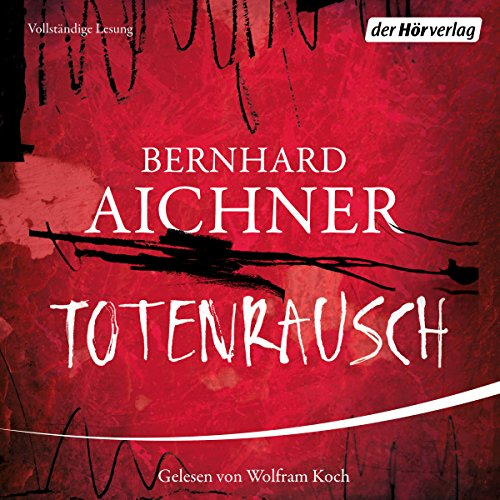 Totenrausch audiobook cover art