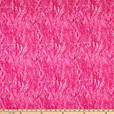Stoff mit Chamäleon-Textur, Rosa, Meterware