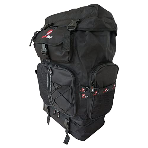Large Camping Backpacks Bags - 60 to 65 Litre Ltr Size Backpacking or Great  Festival Rucksack 038405e08244e