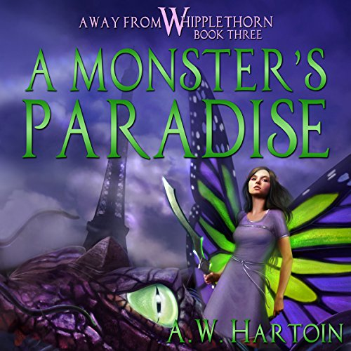 A Monster's Paradise audiobook cover art