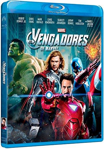Los Vengadores [Blu-ray]