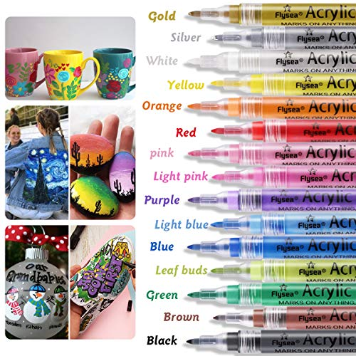Best Paint Markers for Rocks