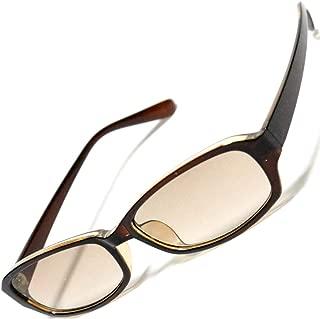 [Berkut] [オリジナルデザイン] 伊達メガネ 透明レンズ スクエア 軽量 疲れにくい 目にやさしいレンズ 1040180