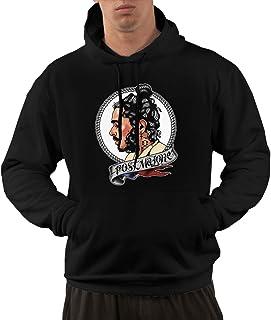 Post Malone Stay Away Smoking Mens Long Sleeve Sweatshirts Man Hoodies
