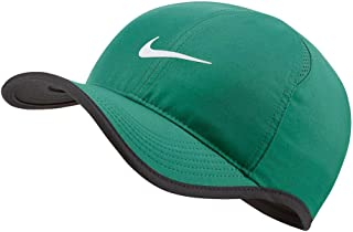 Nike AeroBill Featherlight Cap, Neptune Green/Black/White, Misc