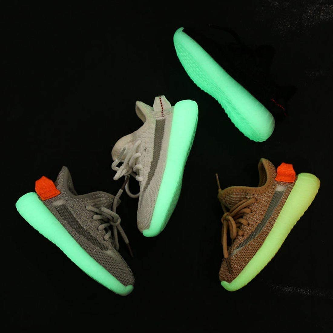Kids Shoes Boys Sneakers Fitness & Cross-Training Girl Running Athletic Bowling Sport Shoes