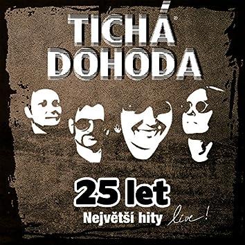 25 Let (Největší Hity Live)