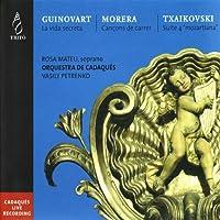 チャイコフスキー:組曲第4番、ギノバルト:秘密の生活、他 V.ペトレンコ&カダケス管