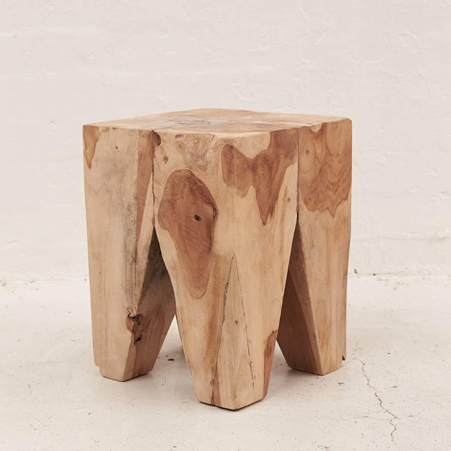 Rafi Peg Stool Side Table Women's by Inartisan