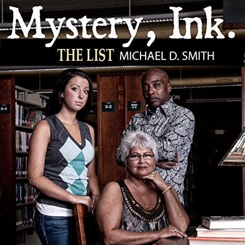 Mystery, Ink: The List audiobook cover art
