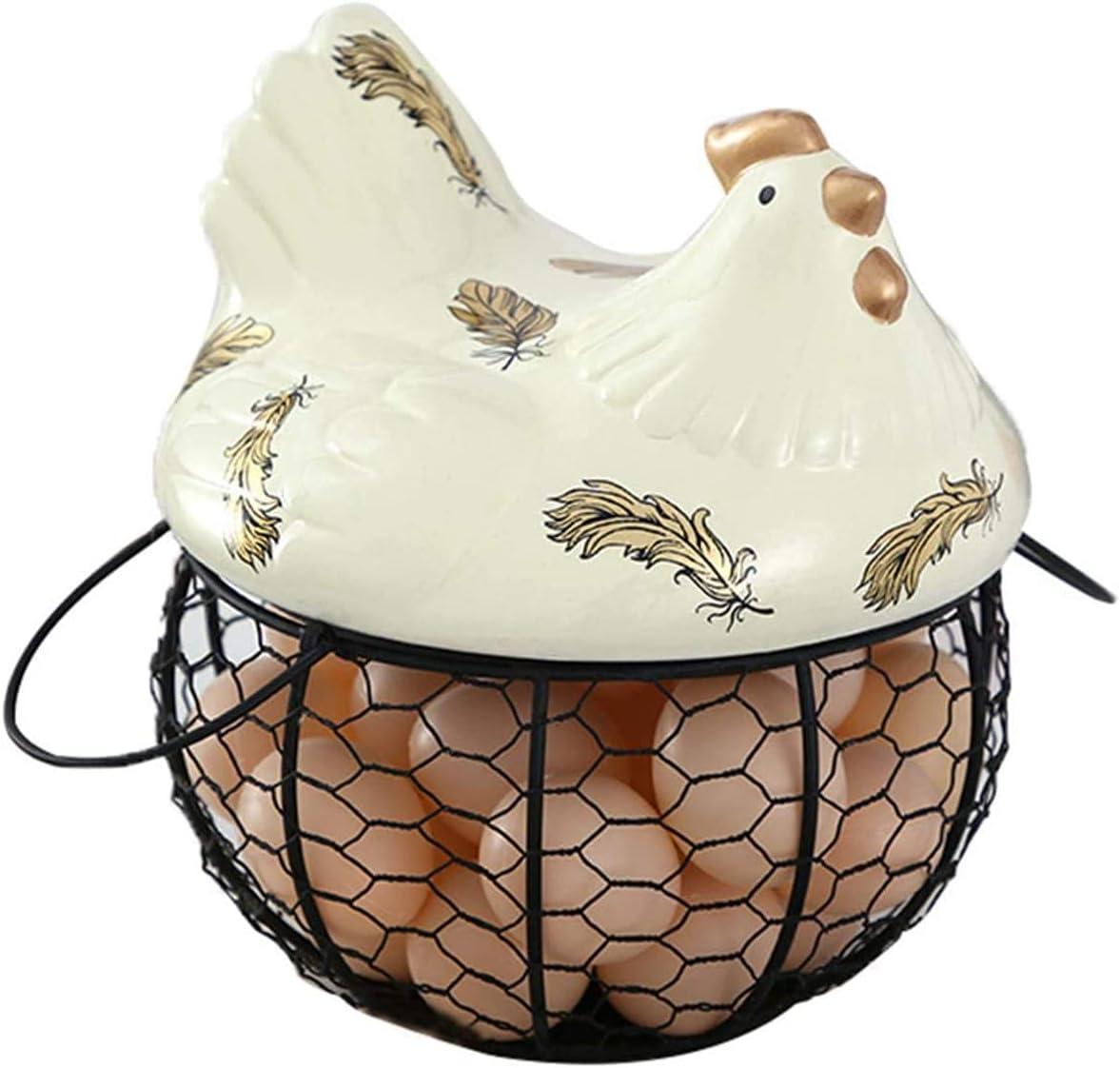 egg basket for fresh eggs Max 63% OFF Egg Basket Metal Max 48% OFF Eg Mesh Storage Wire