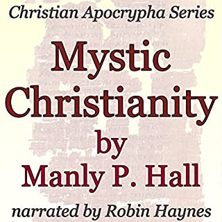 Mystic Christianity audiobook cover art