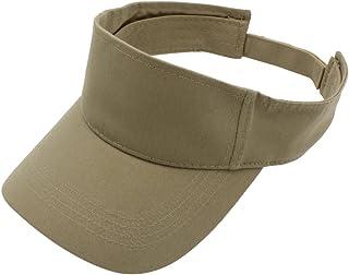 Sun Sports Visor Men Women – 100% Cotton Cap Hat