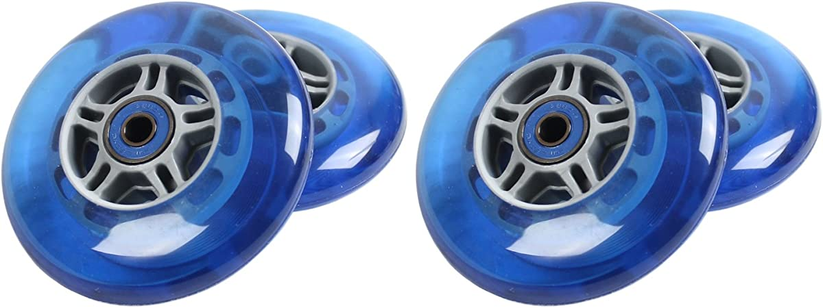 TGM Skateboards 4 ruedas w/Abec 7 cojinetes para Razor ...