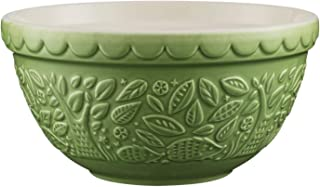 Mason Cash In The Forest Collection Green Mixing Bowl - 1.25 Quart