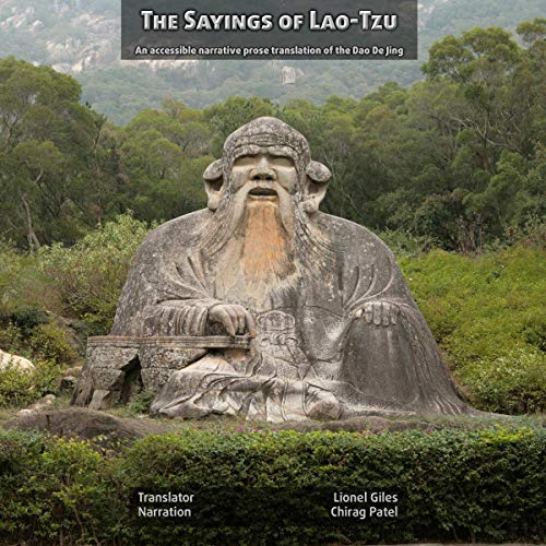 The Sayings of Lao-Tzu cover art