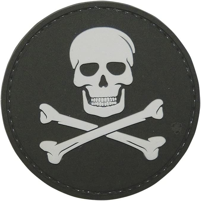 5ive Star Gear Jolly Roger Portland Mall One Multi-Color Size Patch Morale 55% OFF