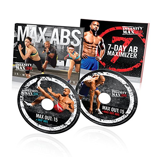 Beachbody Shaun T's Insanity MAX:30 Ab Maximizer DVD Workout