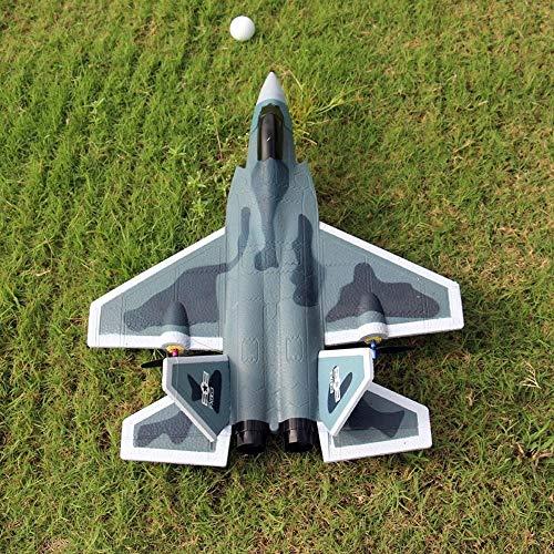 Ycco Fernbedienung Flugzeug, LED-stabilisierendes System Indoor/Outdoor 3.5 Kanäle RC-Flugzeug-Flugzeug gebaut 6 Achsen-Gyro-System Super Easy zu fliegen RC Hubschrauber (f22)