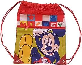 Mickey Mouse Veters Gym Bag 42 cm sporttas fitness en training kinderen jeugd unisex meerkleurig (meerkleurig), 42 cm