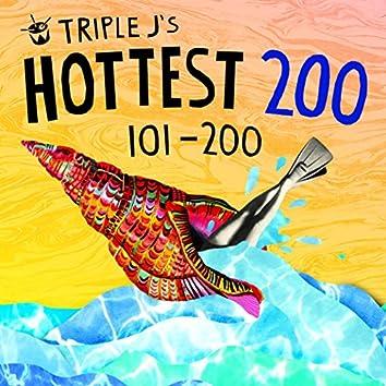triple j Hottest 200 (101-200) - 2017
