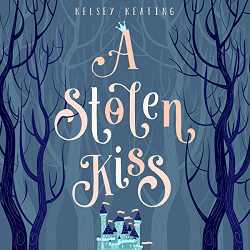 A Stolen Kiss audiobook cover art