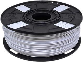 Filamento ABS Premium para Impressora 3D 1,75mm 1kg (Branco Gesso)