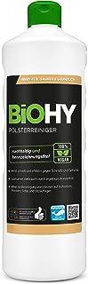 BiOHY Bekleding reiniger (1 Liter Fles) | Ideaal voor autostoelen, banken, matrassen etc. | Ook geschikt voor wasmachines...
