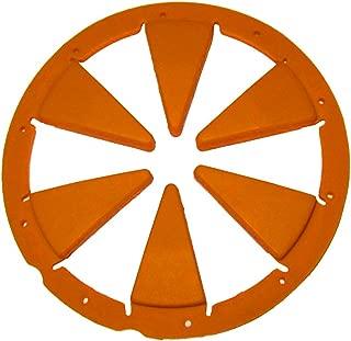 Exalt Paintball Rotor Feedgate - Orange