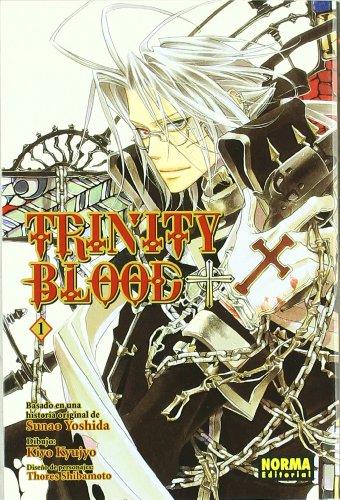 TRINITY BLOOD 01 (CÓMIC MANGA)