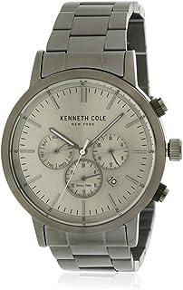 ساعة كينيث كول ستانلس ستيل كرونوغراف للرجال KCC0133003
