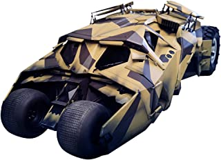 Hot Toys - Batmobile - Tumbler (Camouflage Version) 1/6 Scale Figure Batman The Dark Knight Rises Movie Masterpiece